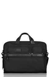Men's Tumi 'Alpha 2' Laptop Briefcase With Tumi Id Lock Pocket
