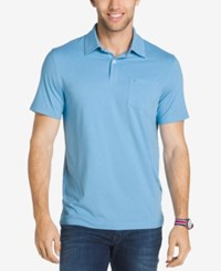 Izod Men's Stretch Performance Polo Anchor