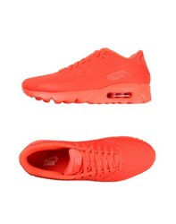 Nike Footwear Low Tops And Trainers Men Coral