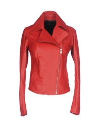 Yoon Jackets Red
