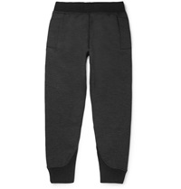 Marni Wool Blend Jersey Sweatpants Gray