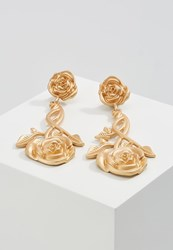 Sweet Deluxe Earrings Goldcoloured