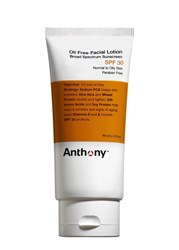 Anthony Logistics For Men Oil Free Facial Lotion Spf30 90Ml