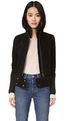 Beach Riot Azalea Jacket Black