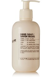 Le Labo Hinoki Hand Soap Colorless
