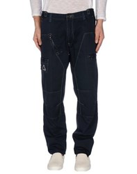 Aeronautica Militare Trousers Casual Trousers Men Blue