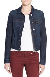 Mavi Jeans Women's 'Samantha' Denim Jacket Dark Nolita