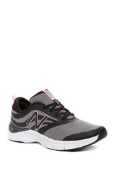 New Balance 713 Mesh Training Sneaker Wide Width Available Black