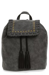 Elle And Jae Gypset Sevilla Faux Suede Backpack