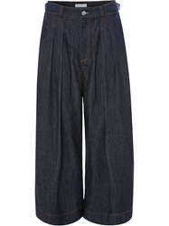 J.W.Anderson Jw Anderson Pleated Wide Jeans 60