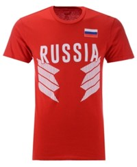 Outerstuff Russia National Team One Team T Shirt Red