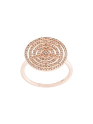 Astley Clarke 'Icon Aura' Diamond Ring Metallic