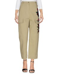 Paola Frani Pf Jeans Military Green