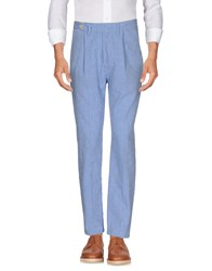 Haikure Casual Pants Sky Blue