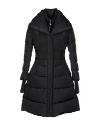 Versace Collection Down Jackets Black