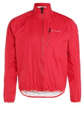 Vaude Drop Iii Hardshell Jacket Indian Red