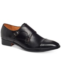 Carlos By Carlos Santana Men's Passion Double Monk Strap Loafers Men's Shoes Oxford