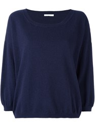 Societe Anonyme 'Square' Pullover Sweater Blue