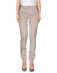 Notify Jeans Notify Trousers Casual Trousers Women Light Grey