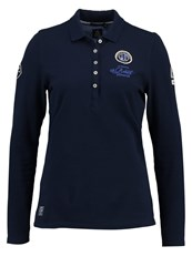Gaastra Bruna Polo Shirt True Navy Dark Blue
