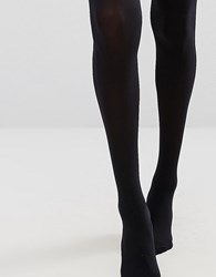 Gipsy 60 Denier 2 Pack Tights Black