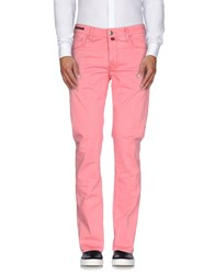 Pt05 Trousers Casual Trousers Men Light Purple