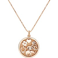 Jennifer Meyer Women's Good Luck Charm Pendant Necklace No Color