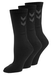 Hummel Basic 3 Pack Sports Socks Black