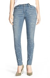 Women's Two By Vince Camuto Stretch Skinny Jeans Splash Blue