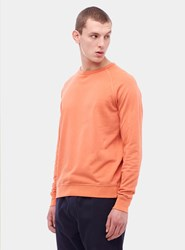 Ymc Orange Almost Grown Sweater