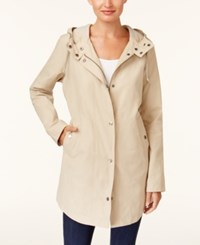 Style And Co Hooded Anorak Jacket Created For Macy's Fossil