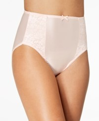 Bali Double Support High Cut Brief Dfdbhc Blushing Pink