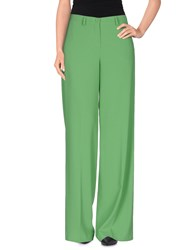 Hanita Trousers Casual Trousers Women Green