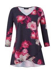 Grace Floral Tunic Pink