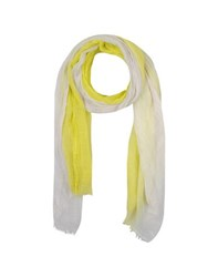 Destin Accessories Stoles Women Yellow