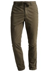 Gap Trousers Surplus Khaki