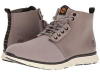 Timberland Killington Chukka Grey Full Grain Men's Lace Up Boots Gray