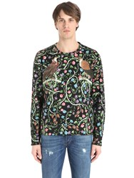 Gucci Rapaci Print Cotton Sweatshirt