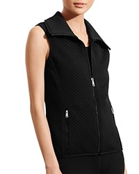 Ralph Lauren Active Quilted Vest Black