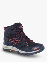 The North Face Hedgehog Fastpack Mid Gore Tex 'S Hiking Boots Peacoat Navy Radiant Orange