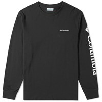 Columbia Long Sleeve North Cascades Tee Black