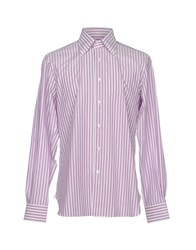 Mattabisch Shirts Purple