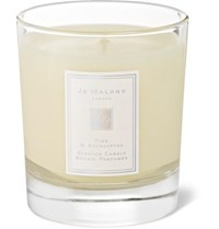 Jo Malone London Pine And Eucalyptus Scented Candle 200G Cream