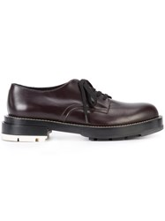 Marni Derby Shoes Red