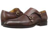 Vince Camuto Briant Dark Woodbury Men's Shoes Red