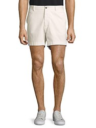 J. Lindeberg Textured Shorts Off White