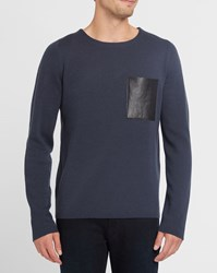 Sandro Grey Woollen Sweater