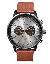 Triwa Havana Nevil Watch Brown