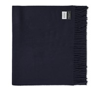 Norse Projects Silas Woven Scarf Blue