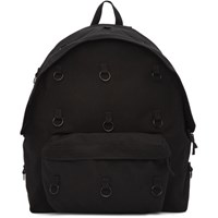 Raf Simons Black Eastpak Edition Padded Loop Backpack